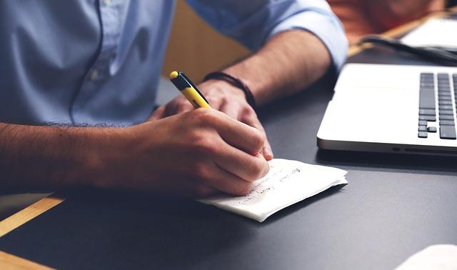 Escribir un diario para mejorar el cerebro