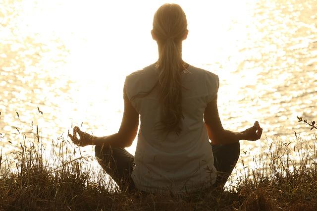 La practica de meditación del Gran Cielo Abierto