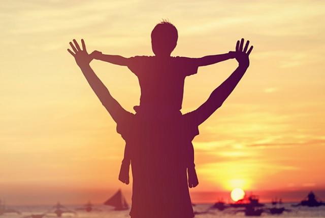 6 cosas que aprendí de mi padre y ahora se las paso a mi hija