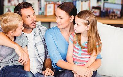 Esto no es cosa de niños: los límites y las posibilidades del diálogo familiar