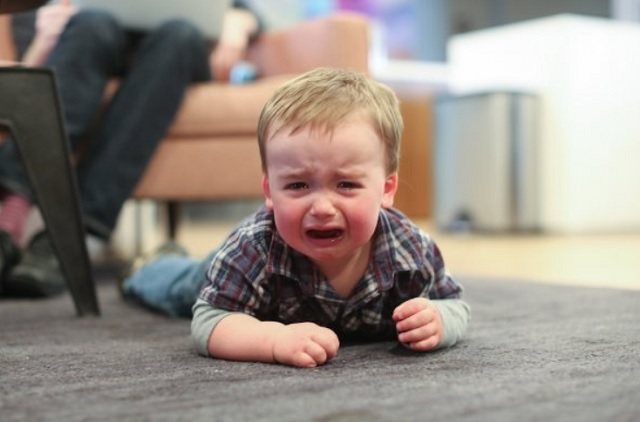 La adolescencia de los bebés: descubra cómo lidiar con los terribles dos